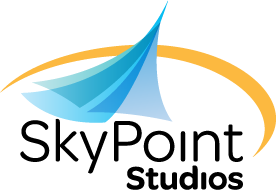 SkyPoint Studios Logo