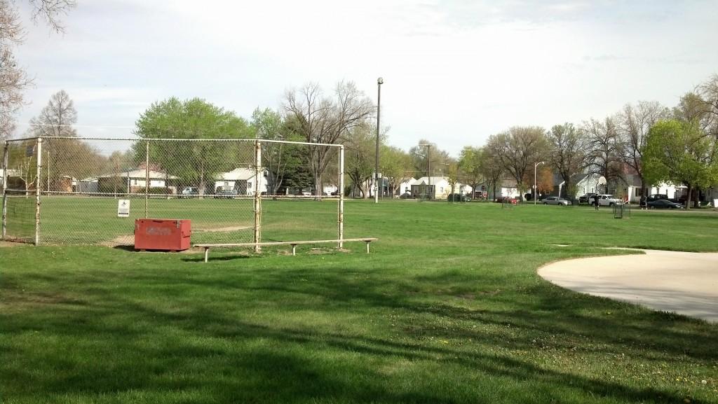 Terry Park Baseball Field Billings Montana