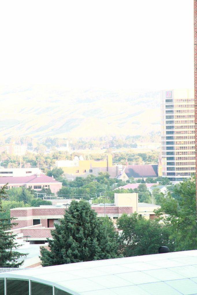 Billings MT Cityscape
