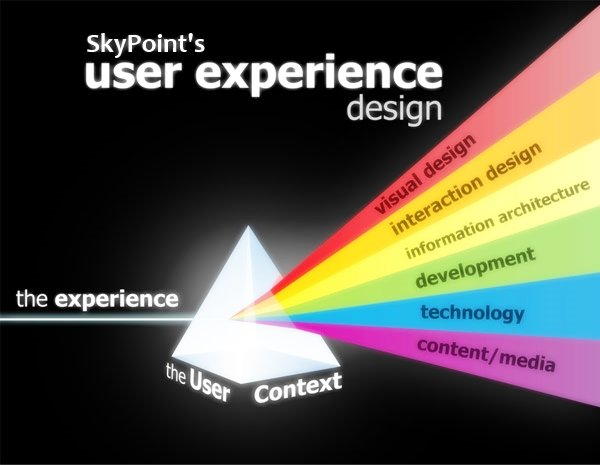 SkyPoint's User Experience Design Module