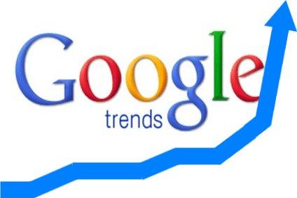 Google Trends Graph Logo