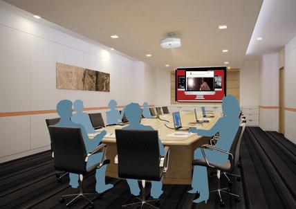 RFQ Template Boardroom Presentation SkyPoint Studios
