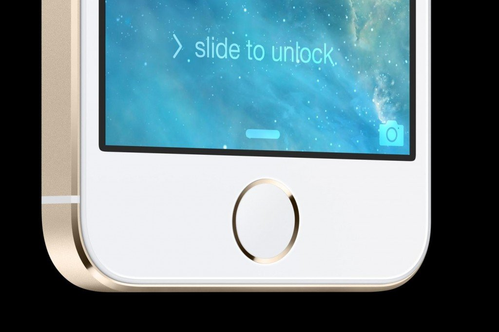 iPhone 5s Home Button