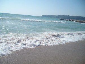 Beach Waves Sand Twitter Backgrounds