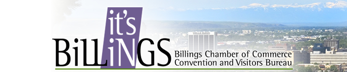 Billings Chamber of Commerce Header Logo Business Networking Billings MT