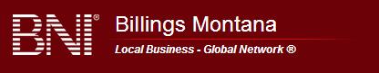 Billings Networking International Logo BNI Business Networking Billings MT