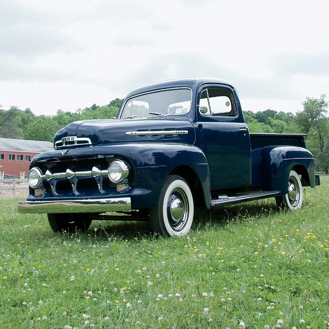 Blue Ford Pick-up SEO Image Title Strategy Billings