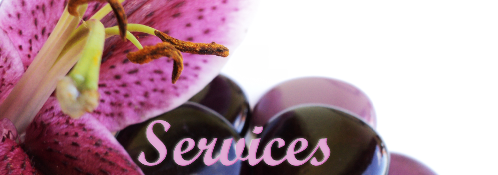 Services flowers stones massage therapy service Free BannerS Website Design Billings Montana by SkyPoint Studios