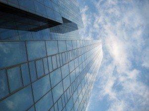 Sky Skyscraper Clouds Twitter Backgrounds
