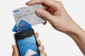 PayPal Here Device PayPal Secret