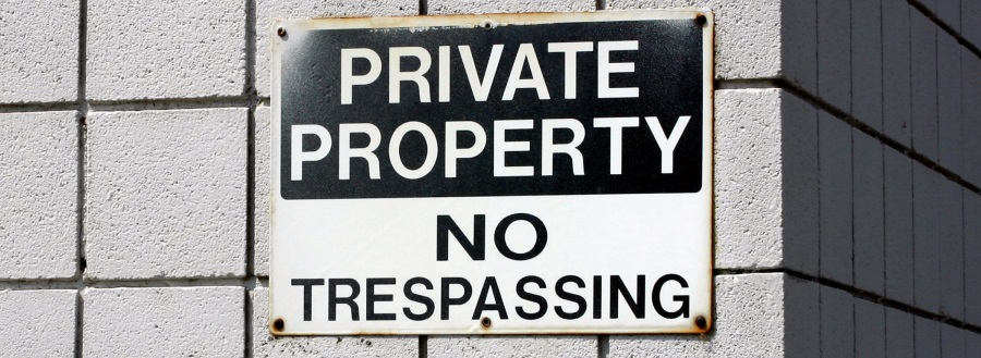 Private Property SEO Squatting