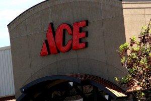 Ace Hardware building Billings MT