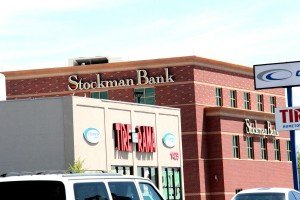 Grand Ave Stockman Bank and Tire-Rama Grand Ave Billings Montana