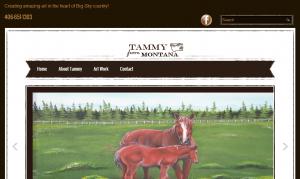 Tammy from Montana website