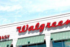 Walgreens building Grand Ave Billings Montana