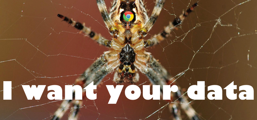 I Want Your Data Search Engine Spider SEO Image Optimization by SkyPoint Studios