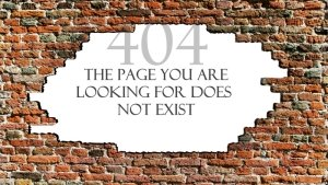 404 error pages ideas 2