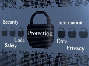 Protection of web data with SSL