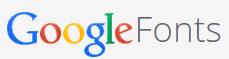 Google Fonts web fonts