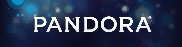 Pandora logo music streaming service how to use it