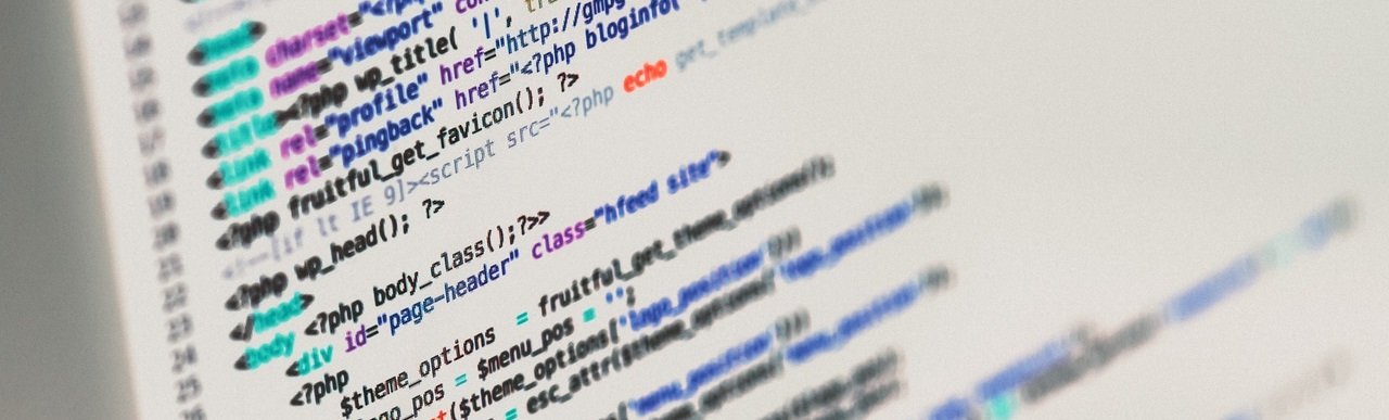 Web design glossary code view